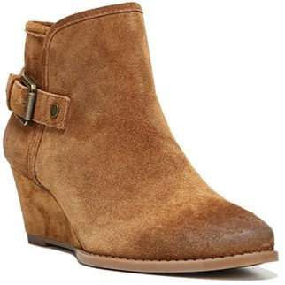 Women's Franco Sarto 'Wichita' Wedge Bootie $128.95 thestylecure.com