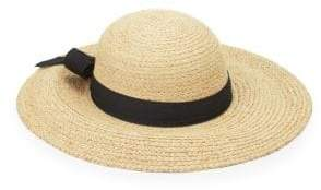 San Diego Hat Company Raffia Ribboned Sun Hat