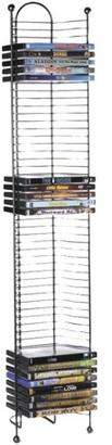 Atlantic 52-dvd/blu-ray Rack Tower
