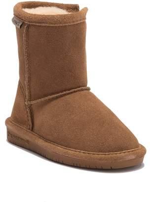 BearPaw Emma Side-Zip Genuine Wool Lined Boot (Toddler & Little Kid)