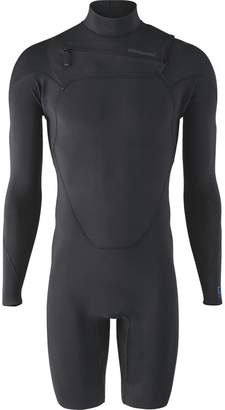 Patagonia R1 Lite Yulex Front-Zip Long-Sleeve Spring Suit - Men's