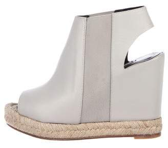 Balenciaga Espadrille Wedges Sandals