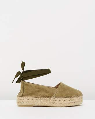 Camping Double Espadrilles
