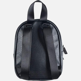 adidas Women's Faux Leather Mini Backpack