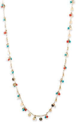 lonna & lilly Gold-Tone Bead Necklace