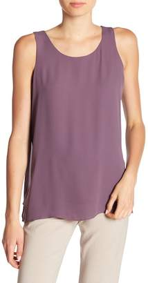 Bobeau B Collection by Aubrey Colorblock Tank Top