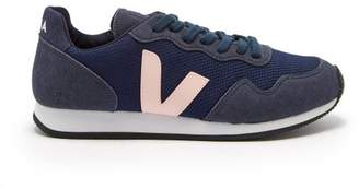 Veja Sdu Low Top Trainers - Womens - Navy