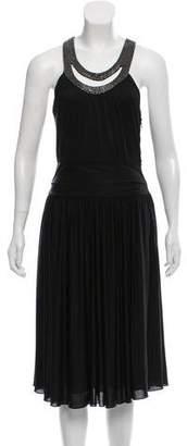 3.1 Phillip Lim Embellished Midi Dress