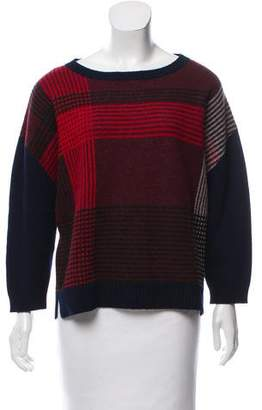 Band Of Outsiders Oversize Wool Sweater