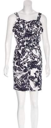 See by Chloe Printed Mini Dress