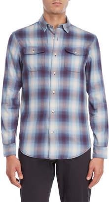 Original Penguin Nineties-Inspired Flannel Shirt