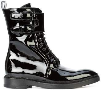 Paul Andrew strapped ankle boots