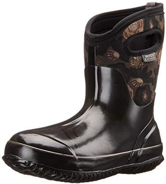Bogs Women's Classic Watercolor Mid Waterproof Insulated Boot