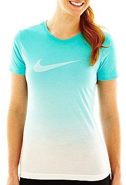 Nike Dip-Dyed Swoosh Tee