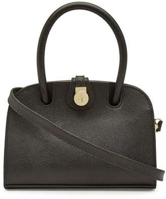 Ladybird Manu Atelier Micro Leather Handbag