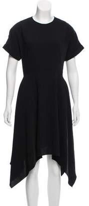 Kenzo Midi A-Line Dress