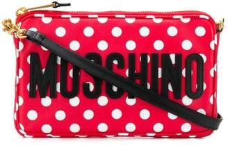 Moschino polka dot crossbody bag
