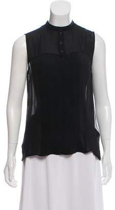 Boy By Band Of Outsiders Crepe Sleeveless Top w/ Tags