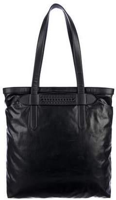 Stella McCartney Vegan Patent Leather Tote