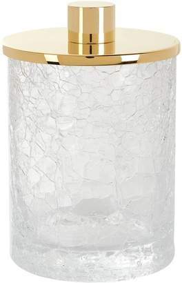 Zodiac Cracked Crystal Jar