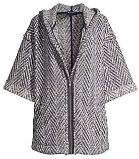 Splendid Women's Lodge Hooded Jacket