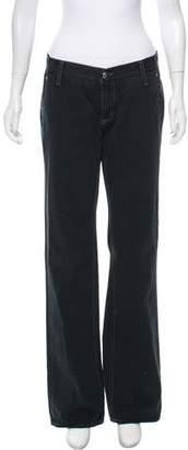 Habitual Mid-Rise Wide-Leg Pants