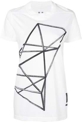 Rick Owens graphic T-shirt