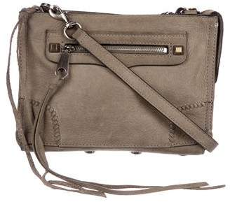 Rachel Zoe Rebecca Minkoff Suede Regan Crossbody Bag