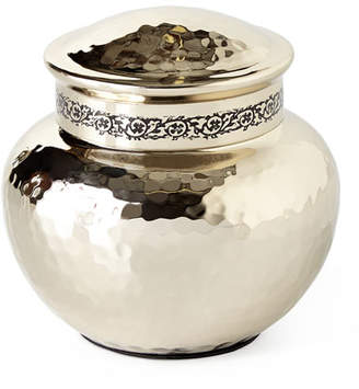 John Robshaw Taxila Small Covered Jar
