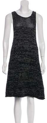 TSE Crochet Wool Dress
