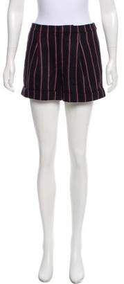 Rebecca Minkoff Striped Wool Shorts w/ Tags