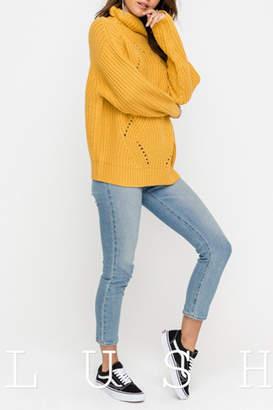 Lush Turtleneck Sweater