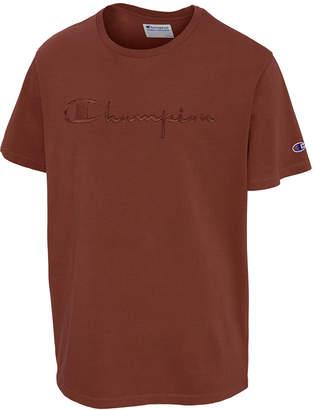 Champion Men's Tonal-Logo T-Shirt
