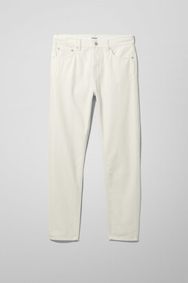 Weekday Bobbin Recycled Jeans - White