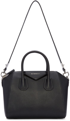 Givenchy Black Small Antigona Bag $2,280 thestylecure.com