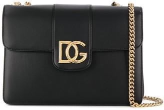 Dolce & Gabbana interlocking shoulder bag