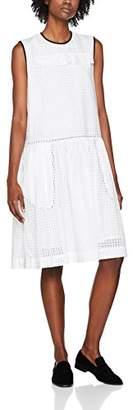 Peter Jensen Women's Ruffle Dress,(Size: M)