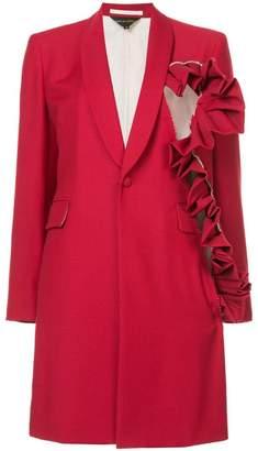 Comme des Garcons oversized blazer
