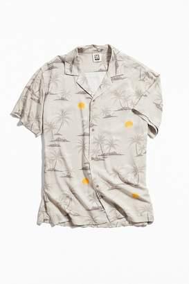 Insight Hawaiian Trip Short Sleeve Button-Down Shirt