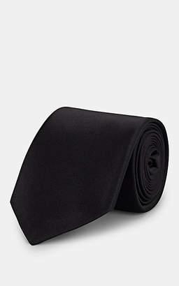 Gucci Men's Silk Satin Necktie - Black
