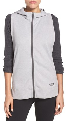 Women's The North Face 'Slacker' Hooded Vest $65 thestylecure.com