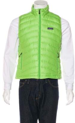 Patagonia Quilted Zip-Up Vest