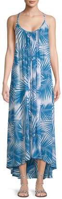 Mikoh Hamptons Leaf Maxi Dress