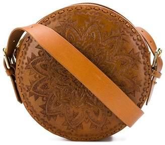 Antik Batik Kalai round bag