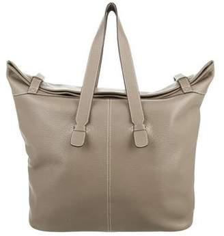 Hermes Clemence Tar Travel Bag