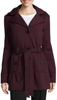 Liz Claiborne Belted Trench Coat
