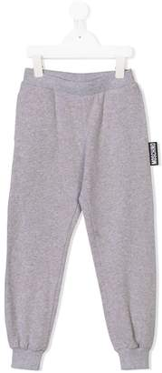 Moschino Kids classic track pants