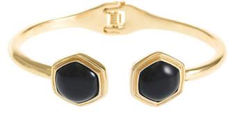 MONET JEWELRY Monet Jewelry Black Cuff Bracelet