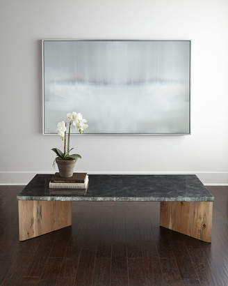 Regina-Andrew Design Regina Andrew Design Alva Zinc Coffee Table