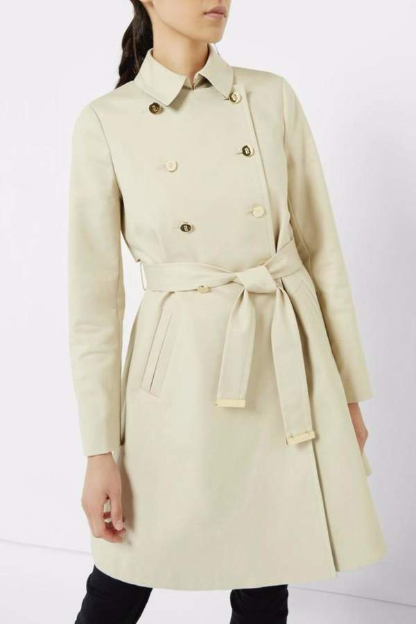 Ted Baker Double Breasted Trench